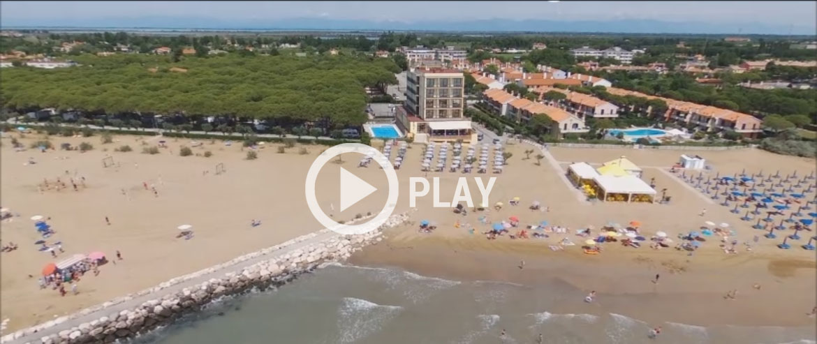 Hotel Fenix Cavallino - Flying Camera Tour